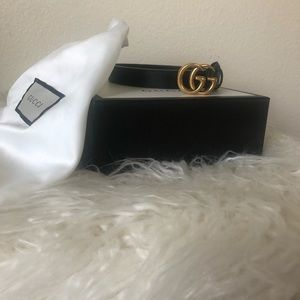 Brand new GUCCI belt with box !